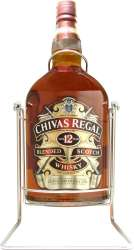 SCOTCH WHISKY CHIVAS REGAL 12 Y.O.