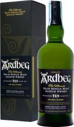 SCOTCH WHISKY ARDBEG 10 Y.O.