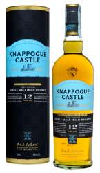 IRISH WHISKEY KNAPPOGUE CASTLE 12 Y.O.