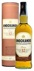 SCOTCH WHISKY KNOCKANDO 12 Y.O.