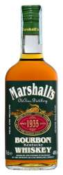 AMERICAN WHISKEY MARSHALL'S