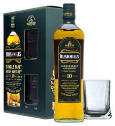 GIFT IRISH WHISKEY BUSHMILLS