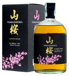 JAPANESE WHISKY YAMAZAKURA