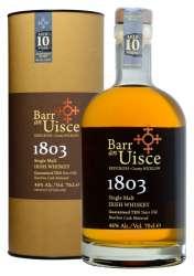 IRISH WHISKEY BARR AN UISCE