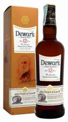 SCOTCH WHISKY DEWAR'S 12 Y.O.