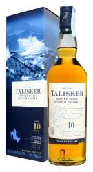 SCOTCH WHISKY TALISKER 10 Y.O.