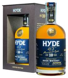 IRISH WHISKEY HYDE