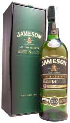 IRISH WHISKEY JAMESON 18 Y.O.