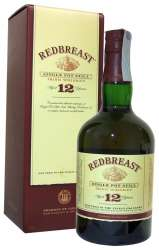 IRISH WHISKEY REDBREAST