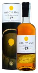 IRISH WHISKEY YELLOW SPOT 12 Y.O.