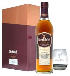 GIFT SCOTCH WHISKY GLENFIDDICH