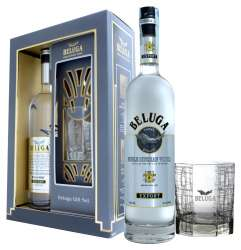 GIFT VODKA BELUGA