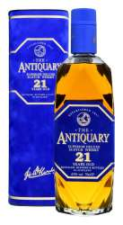 SCOTCH WHISKY THE ANTIQUARY 21 Y.O
