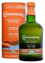 IRISH WHISKEY CONNEMARA TURF MOR