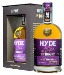 IRISH WHISKEY HYDE N°5