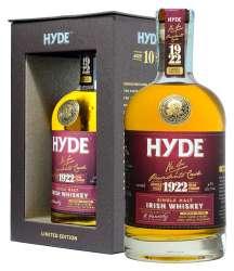 IRISH WHISKEY HYDE N°4