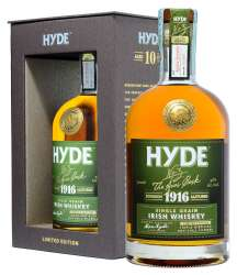 IRISH WHISKEY HYDE N°3