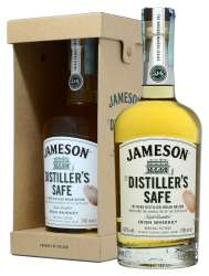 IRISH WHISKEY JAMESON M.S. DISTILLER'S SAFE