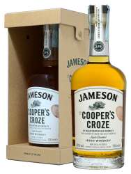 IRISH WHISKEY JAMESON M.S. COOPER'S CROZE