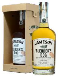 IRISH WHISKEY JAMESON M.S. BLENDER'S DOG