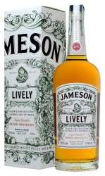 IRISH WHISKEY JAMESON D. LIVELY