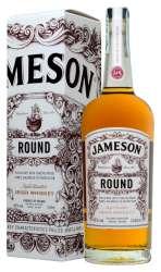 IRISH WHISKEY JAMESON D. ROUND