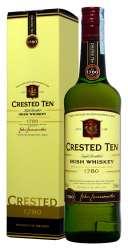 IRISH WHISKEY JAMESON CRESTED TEN