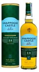 IRISH WHISKEY KNAPPOGUE CASTLE 14 Y.O.