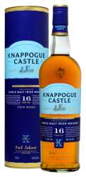 IRISH WHISKEY KNAPPOGUE CASTLE 16 Y.O.