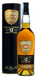 IRISH WHISKEY POWERS 12 Y.O.