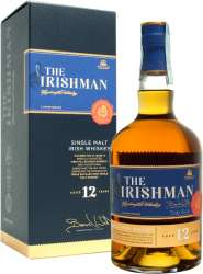 IRISH WHISKEY THE IRISHMAN 12 Y.O.