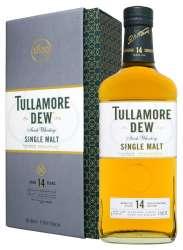 IRISH WHISKEY TULLAMORE DEW 14 Y.O.