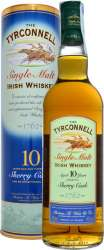 IRISH WHISKEY TYRCONNELL 10 Y.O. SHERRY CASK