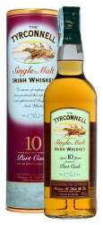 IRISH WHISKEY TYRCONNELL 10 Y.O. PORT CASK