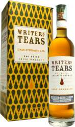 IRISH WHISKEY WRITER'S TEARS CASK STRENGTH