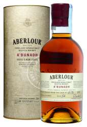 SCOTCH WHISKY ABERLOUR A'BUNADH