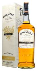 SCOTCH WHISKY BOWMORE GOLD REEF