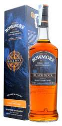 SCOTCH WHISKY BOWMORE BLACK ROCK