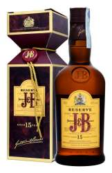 SCOTCH WHISKY J&B 15 Y.O.