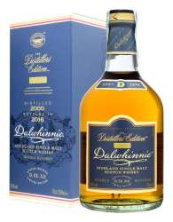 SCOTCH WHISKY DALWHINNIE DISTILLERS EDITION