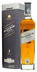 SCOTCH WHISKY JOHNNIE WALKER PLATINUM LABEL