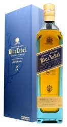 SCOTCH WHISKY JOHNNIE WALKER BLUE LABEL
