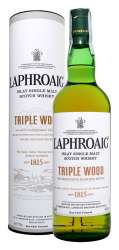 SCOTCH WHISKY LAPHROAIG TRIPLE WOOD