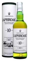 SCOTCH WHISKY LAPHROAIG 10 Y.O.