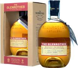 SCOTCH WHISKY THE GLENROTHES MANSE RESERVE