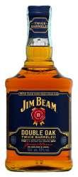 AMERICAN WHISKEY JIM BEAM DOUBLE OAK