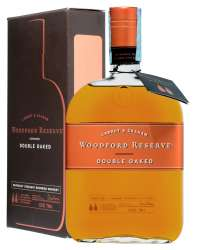 AMERICAN WHISKEY WOODFORD RESERVE DOUBLE OAKED