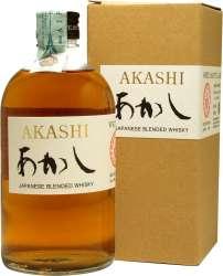 JAPANESE WHISKY AKASHI WHITE OAK BLENDED