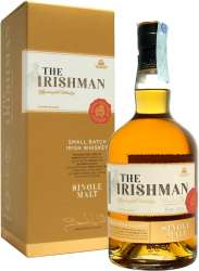 IRISH WHISKEY THE IRISHMAN