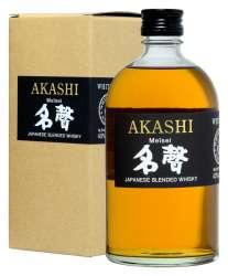 JAPANESE WHISKY AKASHI MEISEI BLENDED